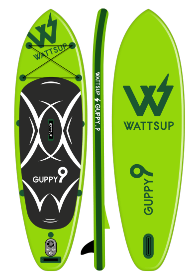 Watt Sup Guppy 9